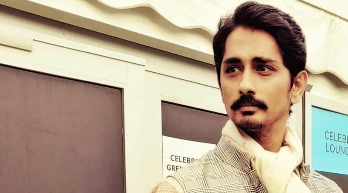 actor siddharth coronavirus