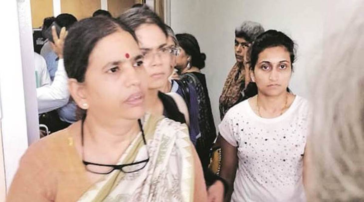 'Sessions judge competent to extend custody': Govt opposes Sudha Bharadwaj's default bail application