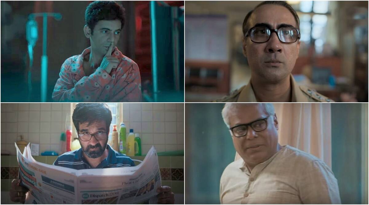 Sunflower teaser: Sunil Grover, Ranvir Shorey, Ashish Vidyarthi and others are embroiled in a murder investigation | Entertainment News,The Indian Express