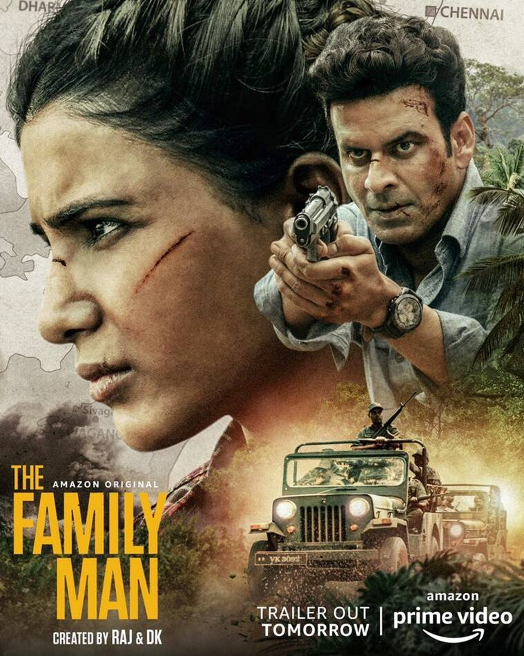 the family man 2 trailer new poster