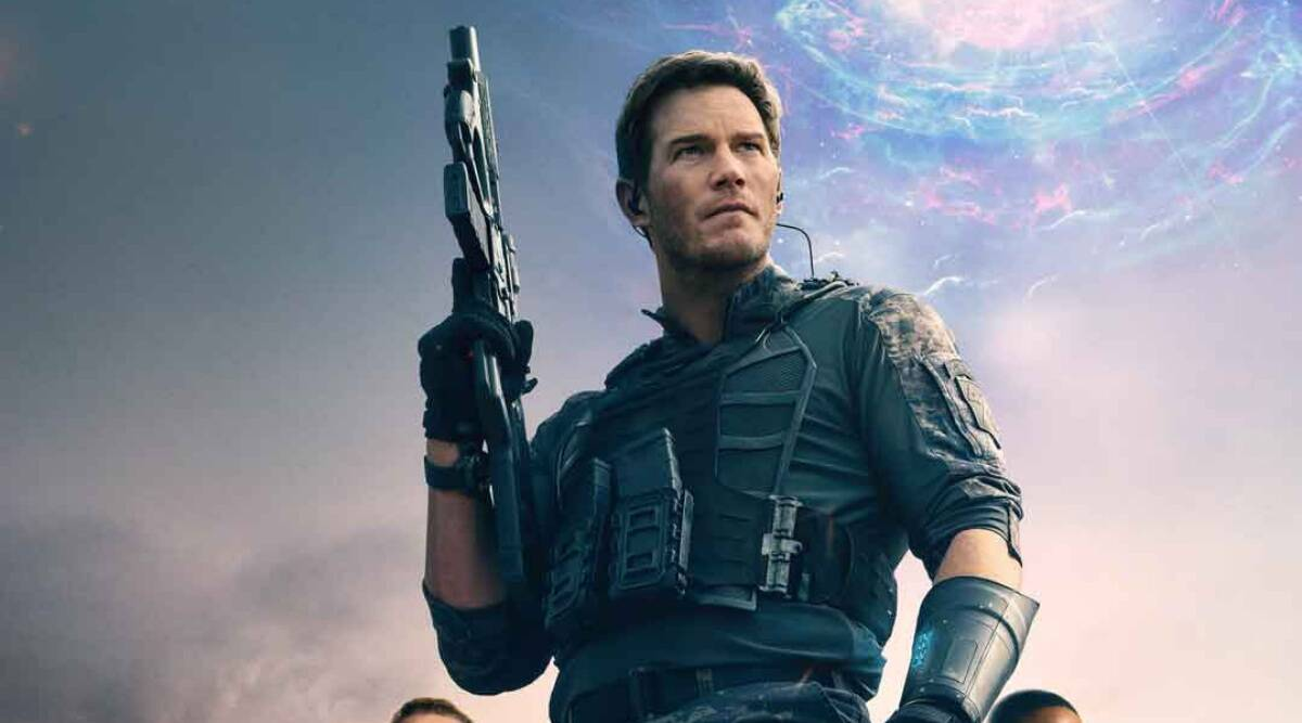 The Tomorrow War trailer: Chris Pratt is a time-travelling soldier in this sci-fi movie | Entertainment News,The Indian Express