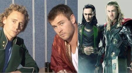 thor loki 10 years marvel