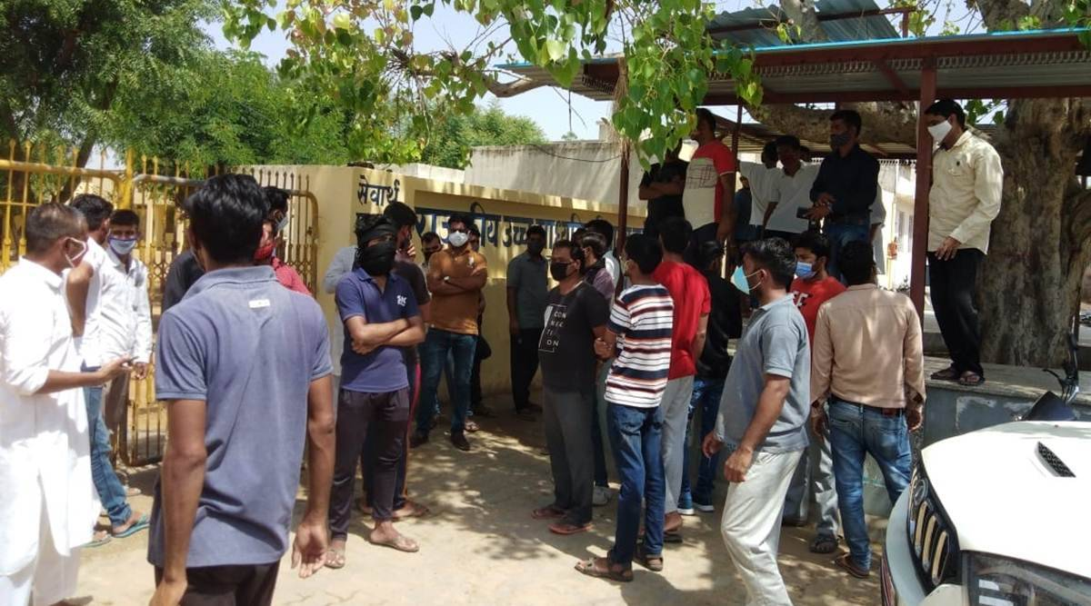 In Rajasthan villages, outsider-insider tensions over vaccines