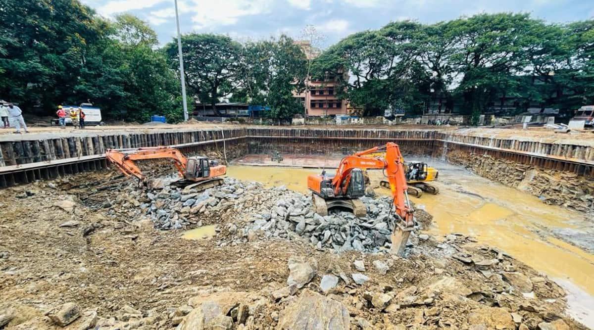 Mumbai: Work on underground water tanks near Hindmata to be finished before monsoon