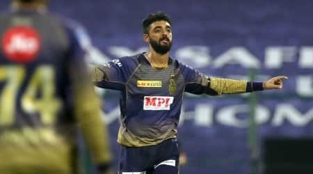 Varun Chakravarthy, Varun Chakravarthy T20I debut, Varun Chakravarthy india vs sri lanka, india tour of sri lanka 2021