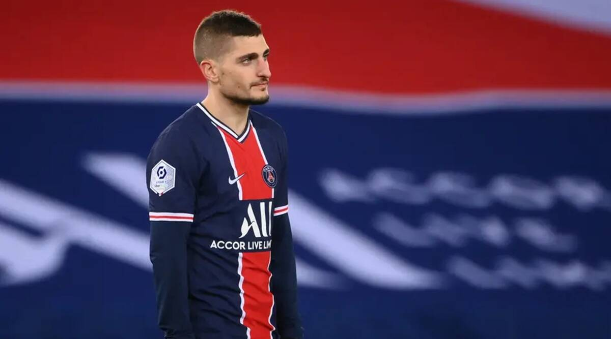 Marco Verratti out for season for PSG, doubtful for UEFA Euro 2020