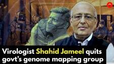 Virologist Shahid Jameel quits govt's genome mapping group
