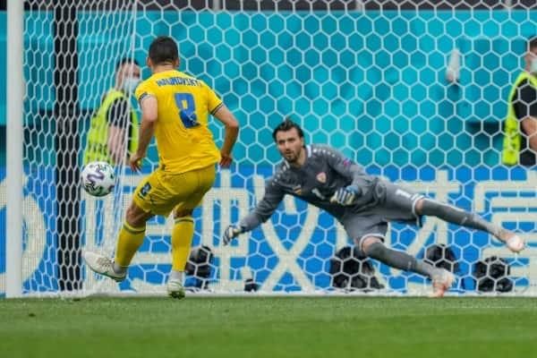 Rumania Ucrania Macedonia del Norte Euro 2020 Fútbol