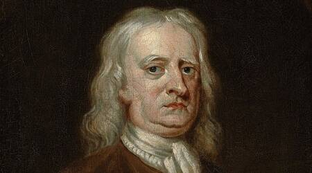 Christie's to sell Isaac Newton's notes for greatest work