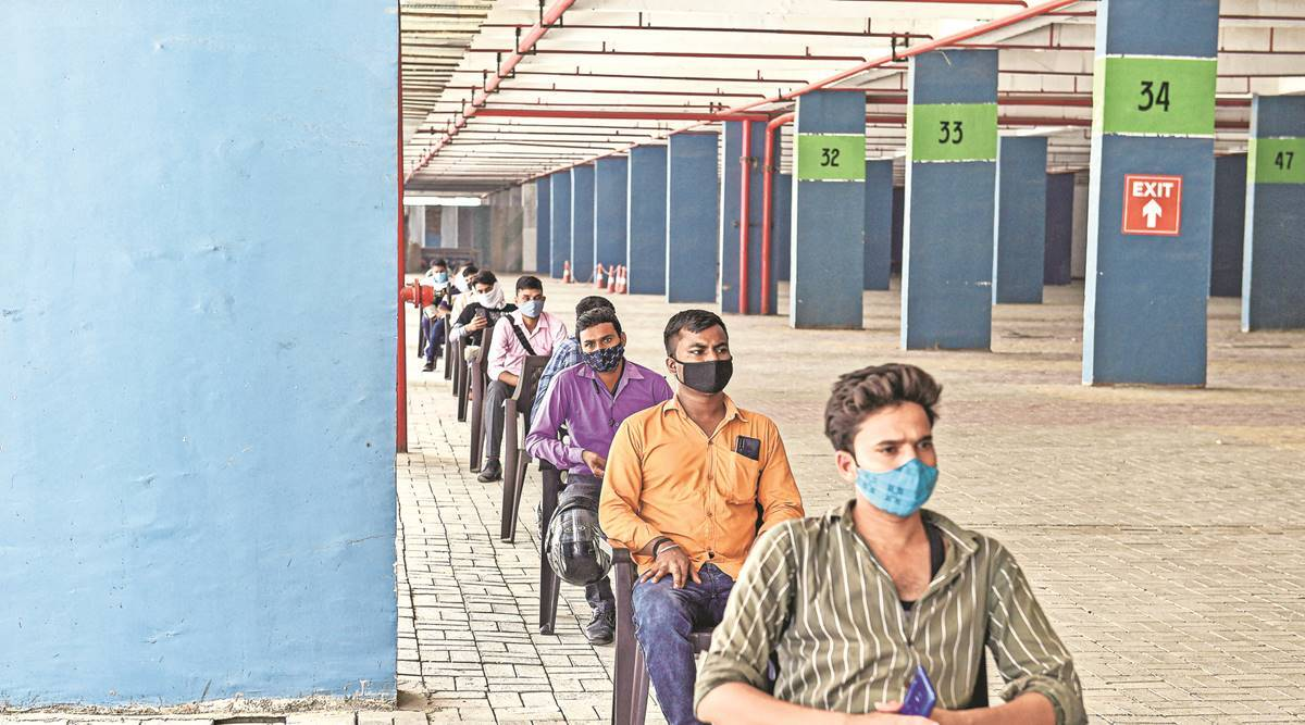 Coronavirus India Live Updates: India records 91,702 new cases, 3,403 deaths in last 24 hours