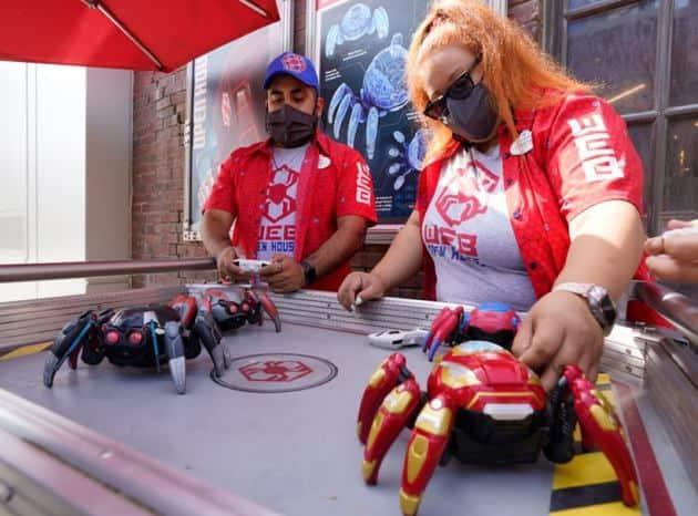 Avengers back in Disneyland California, post pandemic avengers return, Disneyland California, Guardians of the Galaxy California Disneyland, Black Panther California Disneyland, indianexpress.com, indianexpress.
