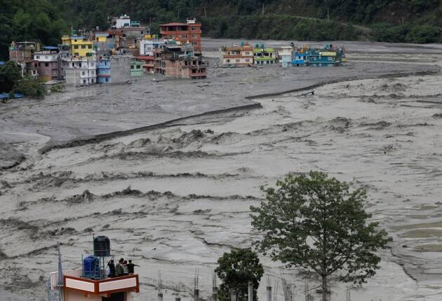 Bhutan floods, Nepal floods, natural disaster, floods, heavy rainfall, South Asia, Nepalese army, flash floods, heavy rainfall, Nepal news, Bhutan news,