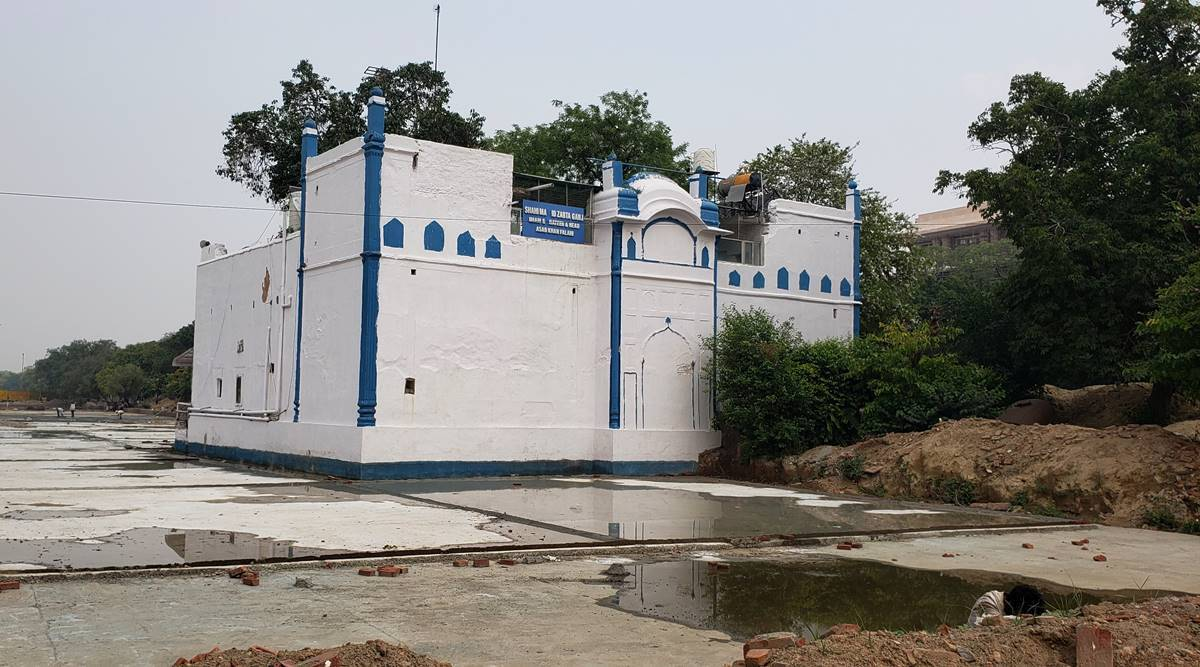 Apprehensions over fate of mosques during Central Vista work, Amanatullah writes to PM