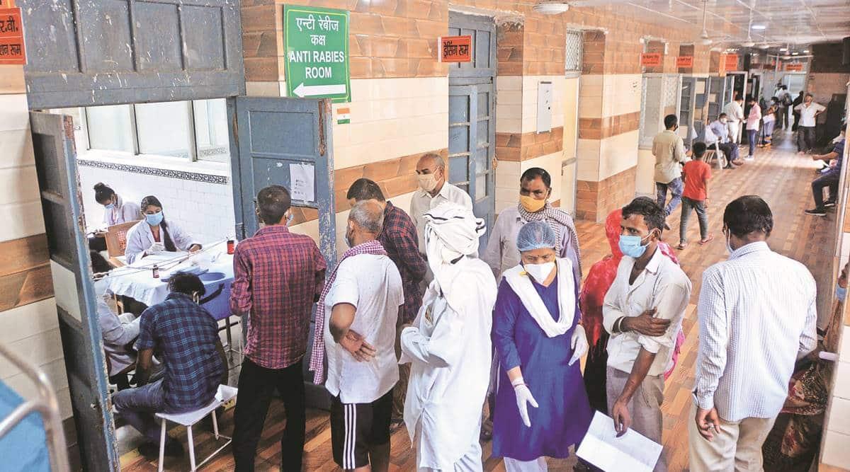 UP government, Uttar Pradesh, covid-19 vaccination in UP, coronavirus vaccines in UP, covid-19 cases in UP, UP news, india news, indian express