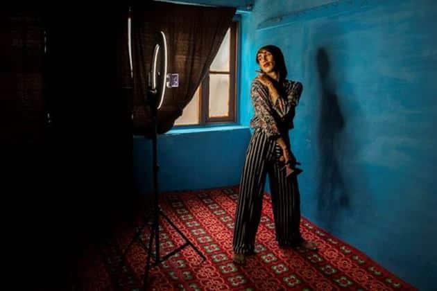 Kashmir Srinagar transgender community, Transgenders in Kashmir, Transgenders in Srinagar, Kashmir, Srinagar, economic low, no income for transgenders in Kashmir, indianexpress.com