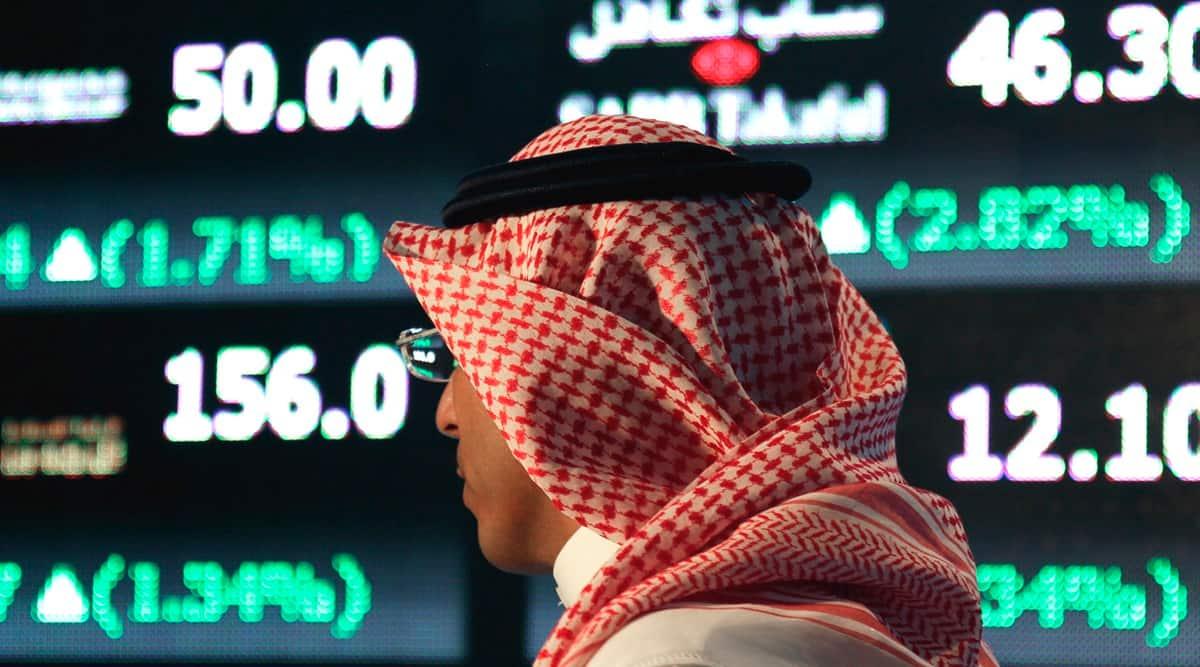 Saudi stock market trading stops over technical error