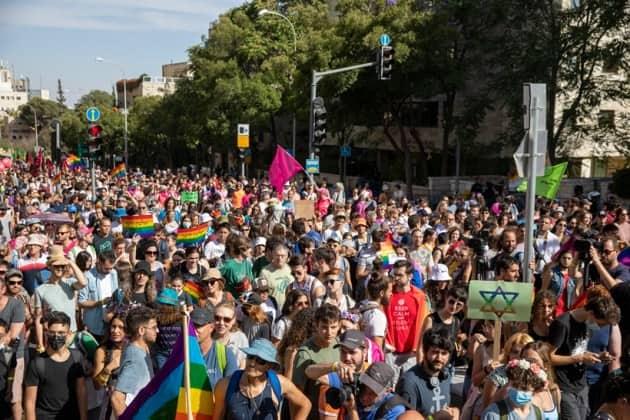 pride month, Israel US pride month, LGBTQ