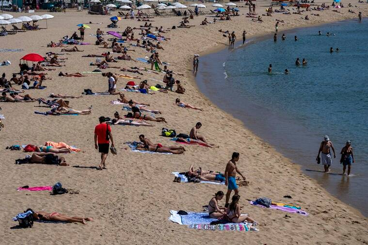 Spain reopens, pandemic tourism, EU reopens, tourism