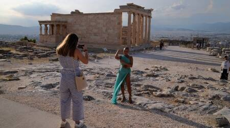 Greece reopens after pandemic, vaccine passports, Covid-19 travel, Europe reopens