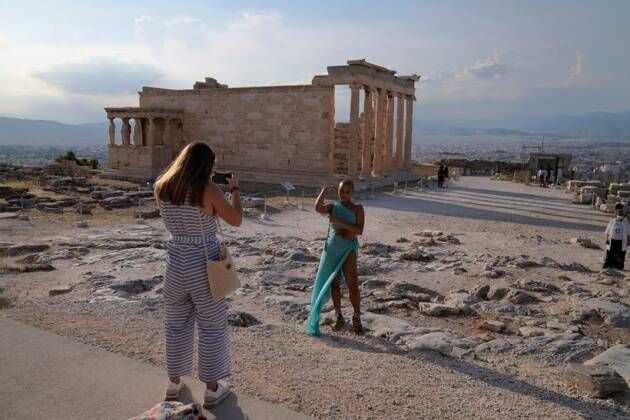 Greece, post pandemic tourism, Europe reopens