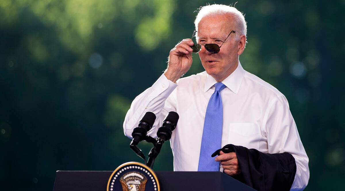 US on India covid situation, India second wave, Joe Biden, US lawmakers, US-India relations, world news, Indian express