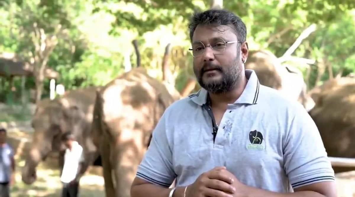 Darshan Thoogudeepa, Covid-19, zoo animals