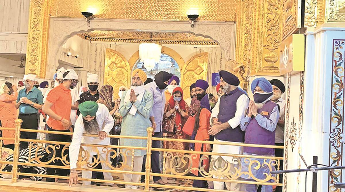 Day after: J&K woman caught in 'conversion' row wed to fellow Sikh