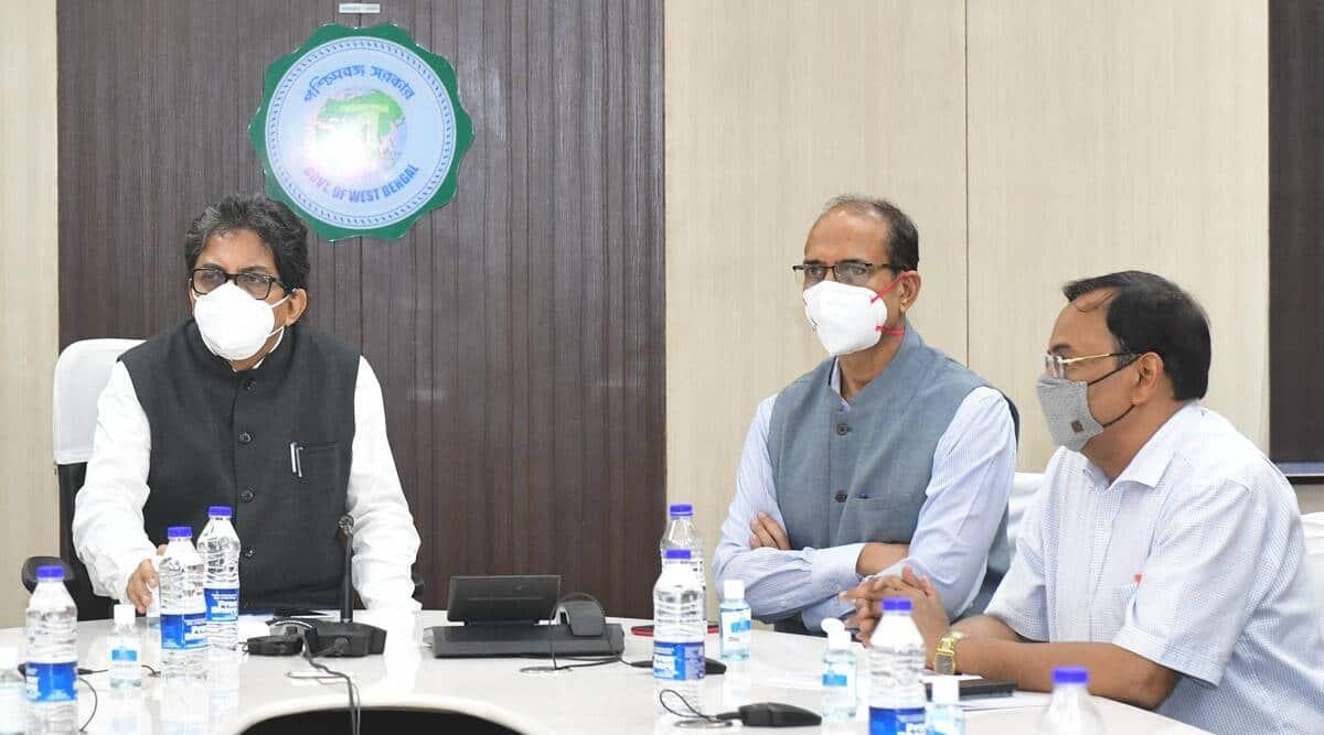West Bengal chief secretary, Alapan Bandyopadhyay, who is Alapan Bandyopadhyay, Mamata Banerjee, Bengal chief secretary called to Delhi, India news, Indian express news