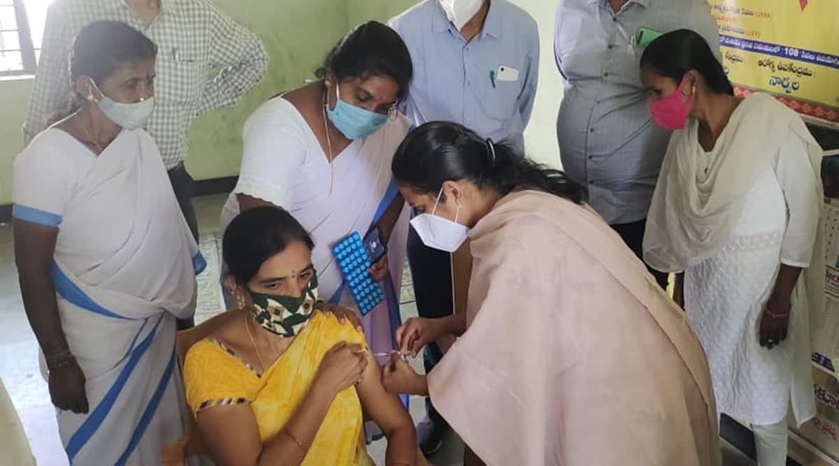 Andhra Pradesh, COVID-19 vaccine