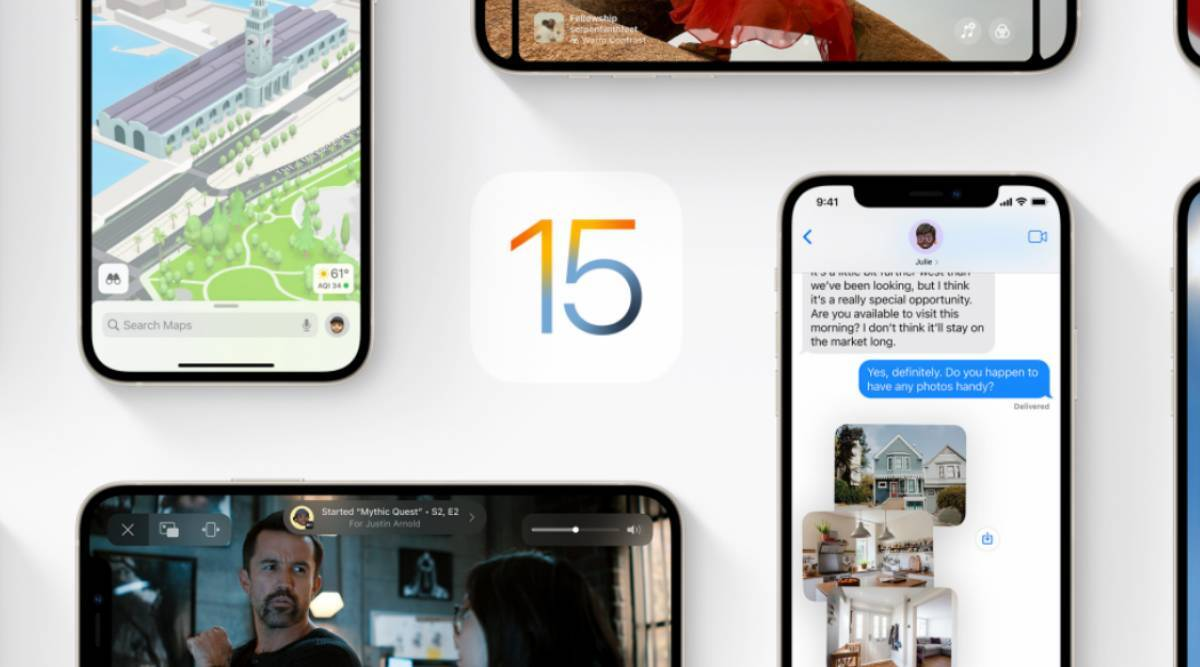 Apple, Apple iOS 15, iOS 15 features, iOS 15 software update feature, iOS 15 iCloud transfer, iOS 15 release date, iOS 15 list of devices supported