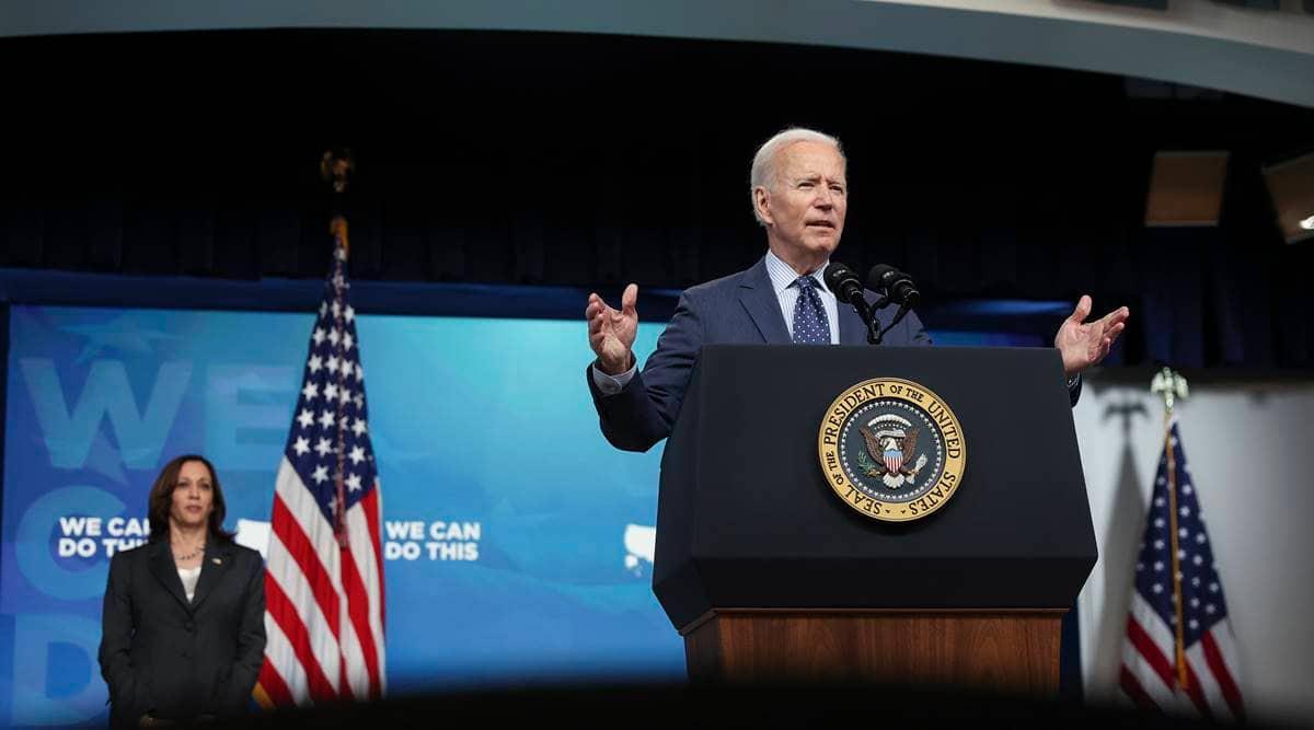 Joe Biden, Biden Europe, NATO, European leaders, European leaders Biden, World news, Indian express