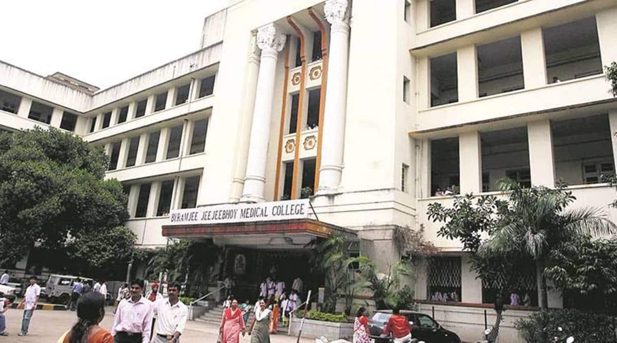 BJMC celebrates 75 years, BJMC news, Ajit pawar, BJMC deans, B J Medical College, pune news, pune latest news, pune today news, pune local news, new pune news, latest pune news