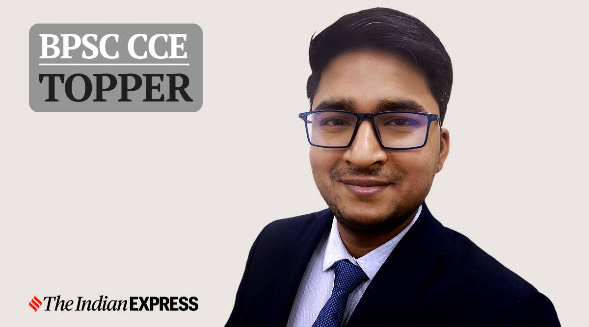 BPSC CCE topper
