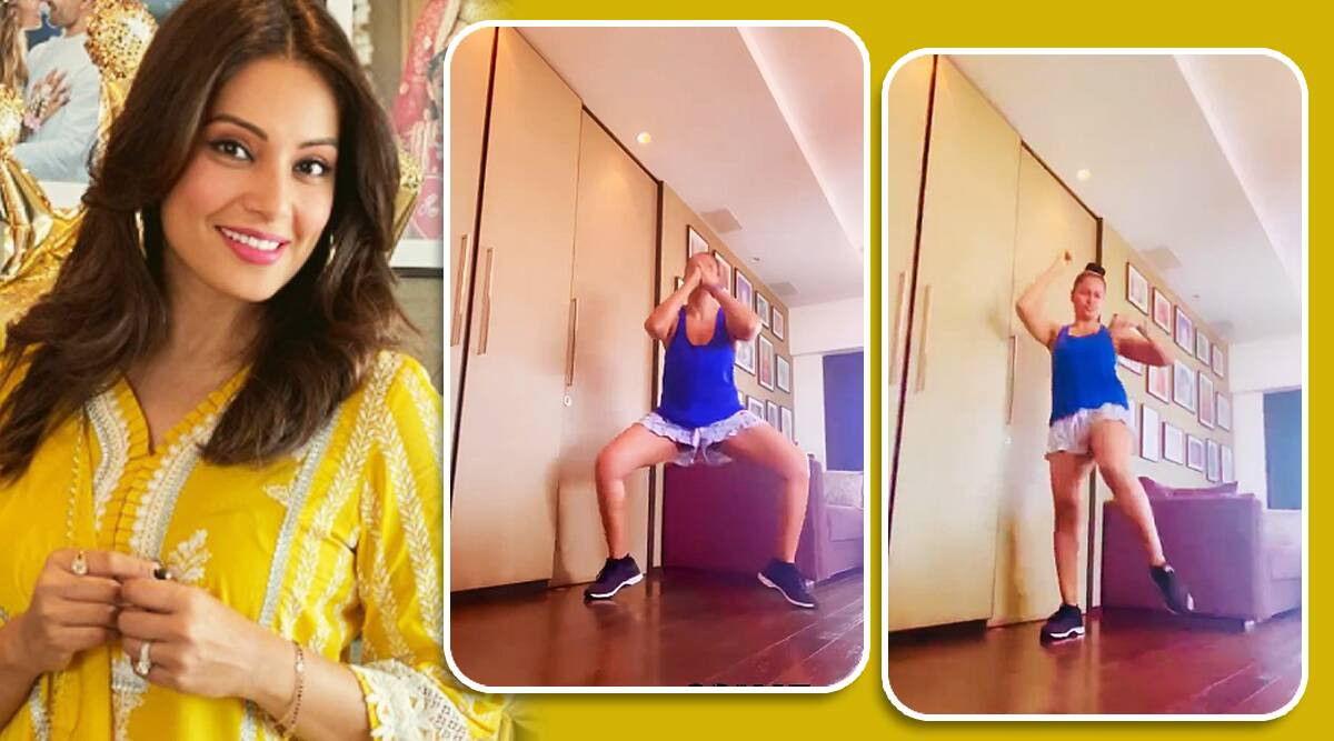 Bipasha Basu, bipasha basu news, indianexpress.com, indianexpress, squats, squats how to do, fitness news,