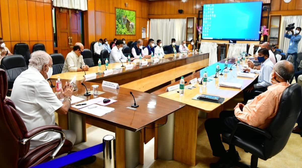 Karnataka colleges reopening