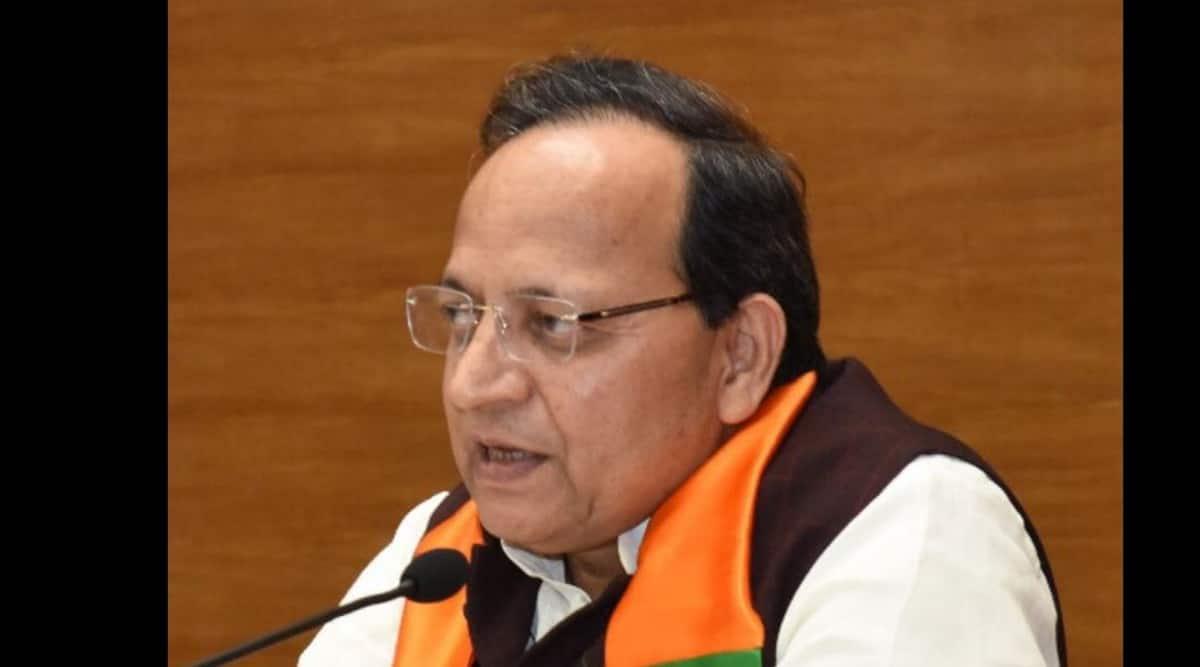 Arun Singh visits Karnataka