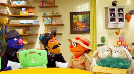 lockdown activities for children, fun home activities for kids, how to keep kids engaged at home, Sesame Workshop India edutainment content, parenting, indian express news