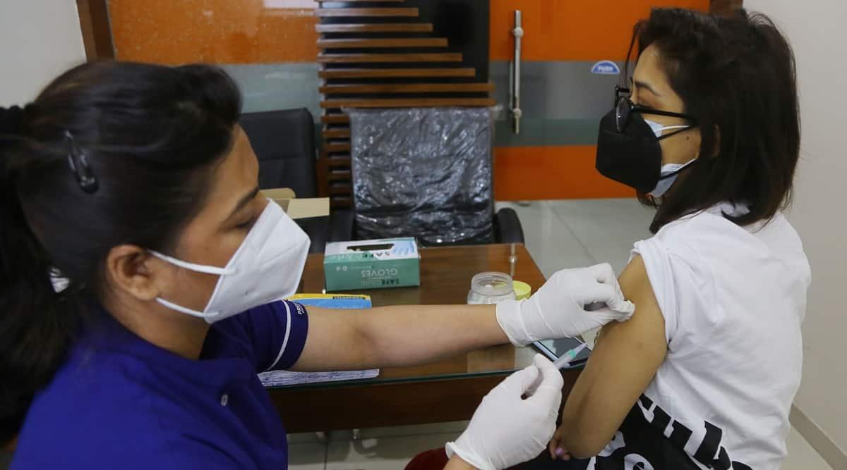 Chandigarh, Coronavirus vaccine
