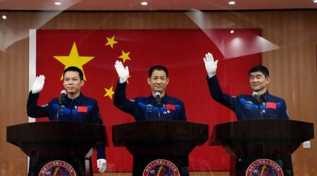 China, China space station, China Space program, China astronauts, China sending astronauts to space, China Astronauts mission
