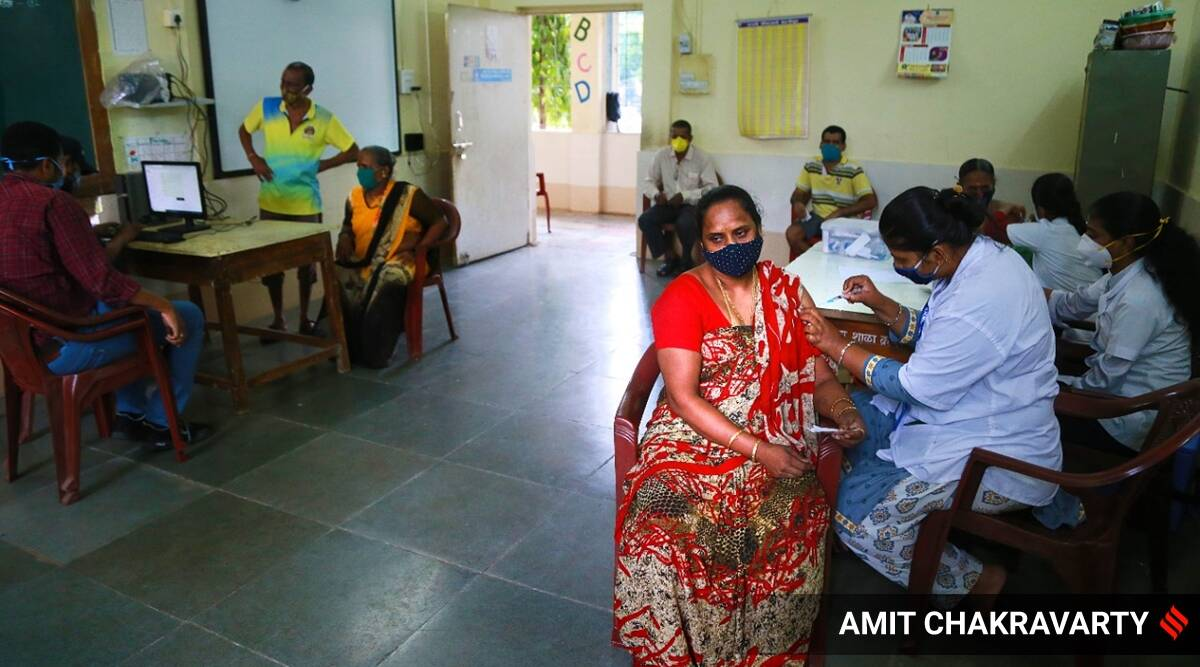 Coronavirus India Live Updates: Chances of hospitalisation reduced 80% in vaccinated healthcare workers, data shows
