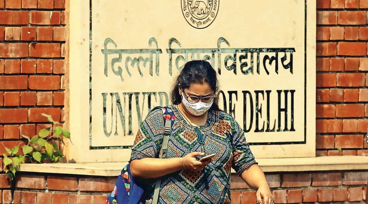 Du examination, DU exam, Du entrance exam, Delhi university, Delhi news, cbse, cbse board exam 2021, icse exam 2021 news, cbse exam 2021, cbse class 12 exam date 2021, Indian express