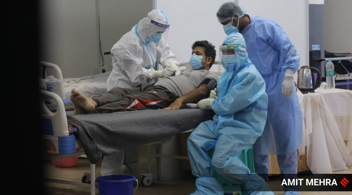 Delhi sees fewest Covid cases in nearly 15 months