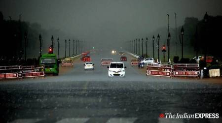 Monsoon delayed in Delhi, city to receive light rain on Tuesday: IMD