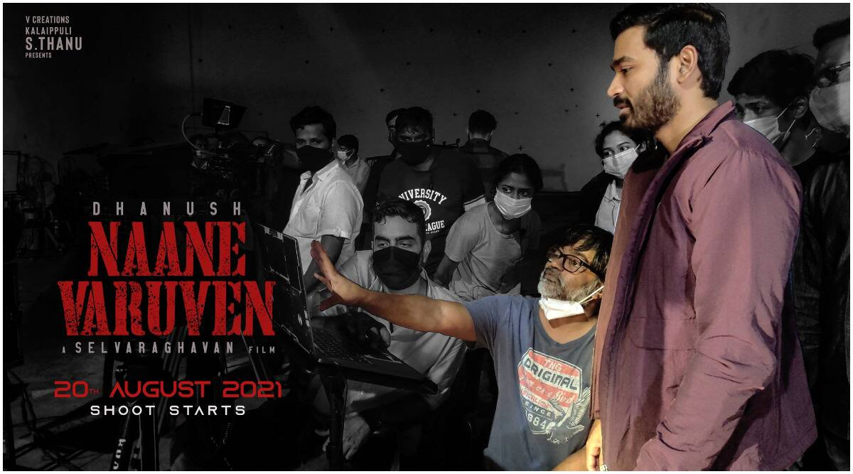 Dhanush upcoming movie