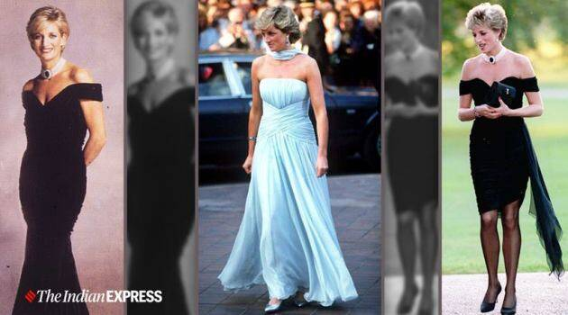 Princess Diana birthday, most iconic looks, Princess Diana best fashion moments, Princess Diana fashion 1980s, indianexpress.com, Indian Express