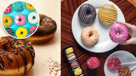 doughnut recipes, easy doughnut recipes, doughnuts day, donut day, indianexpress.com, indianexpress, tasty doughnut recipes, donut recipes,