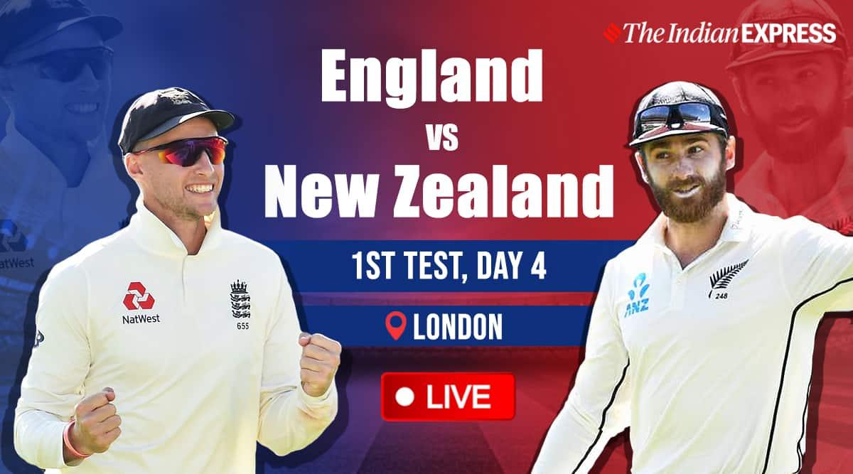ENG vs NZ Day 4