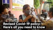 Revised Covid-19 Policy: Here's all you need to know | India Vaccination Drive