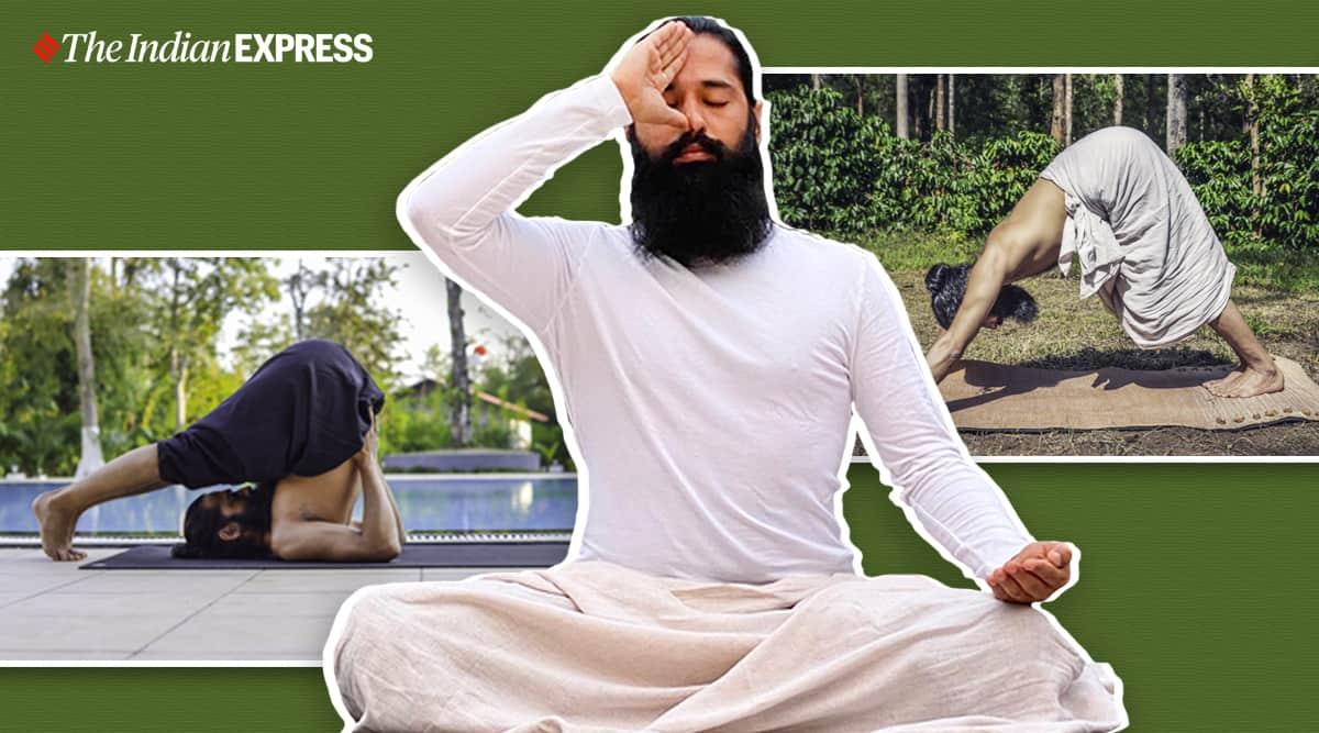 yoga, yoga for eyes, yoga for healthy eyes, eye yoga, what is eye yoga, asanas for healthy eyes, asanas for good eyesight, indian express news