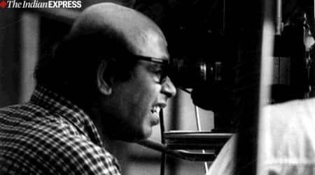 Film Director Buddhadeb Dasgupta
